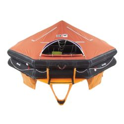 Type DK+ Offshore Commercial Life Rafts - 10 to 25