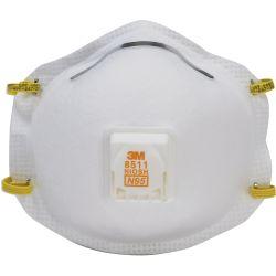 8511 Sanding and Fiberglass Respirator with Cool Flow