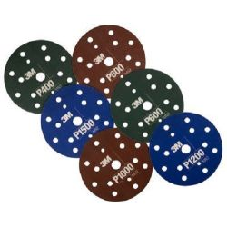 Hookit Flexible Abrasive Disc 270J
