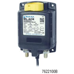 500A ML-ACR Automatic Charging Relay - with Manual Control - Bulk