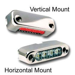 LED Micro Lights - Stainless Bezel