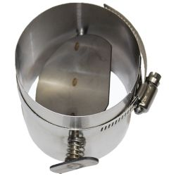 Manual Flue Damper