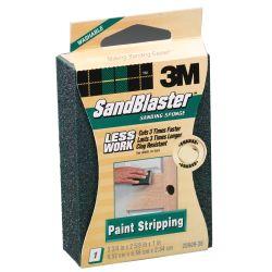SandBlaster Sanding Sponge