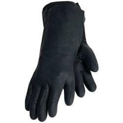 Latex Heavy Duty Chemical Gloves