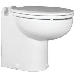 Marine Elegance Fresh Water Flush Toilet 12V DC