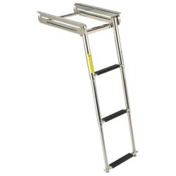 Garelick Under Platform Sliding Ladder, 3-Steps