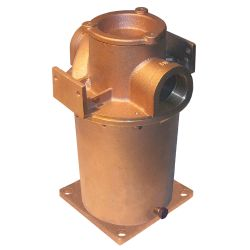 AARG Series All Bronze Raw Water Strainer