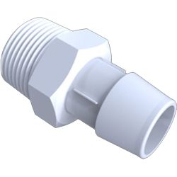 SM1 Straight Drain Fitting