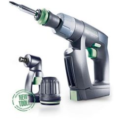 CXS Compact Drill Driver Set