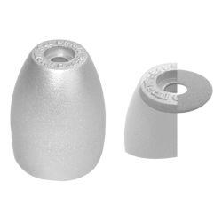 Spare Propeller Nut - Aluminum