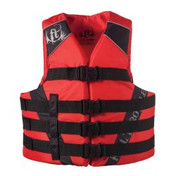 No Longer Available: Adult Dual-Sized Nylon Water Sports Vest