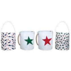 No Longer Available: Bucket Bag - 4 Designs