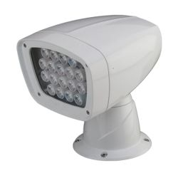 "Discontinued: 8"" LED Spot Light - 4000 Lumens"