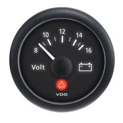 """2-1/16"""" Voltmeters"""