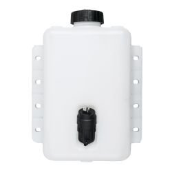 Rectangular Windshield Washer Reservoir - 1 Gallon