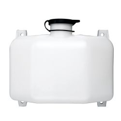 Beveled Windshield Washer Reservoir - 1 Gallon