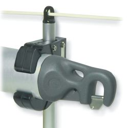 Stanchion Mounted Pole Chocks