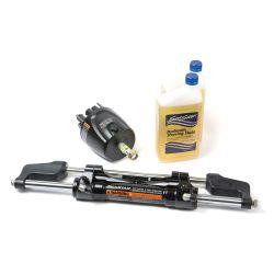 Discontinued: SeaStar 1.7 Hydraulic Steering Kit - Yamaha