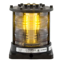 Series 65 Navigation Light - Stern, Yellow, 115/230V AC, 24V DC