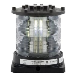 Series 65 Navigation Light - Masthead, White, 115/230V AC / 24V DC