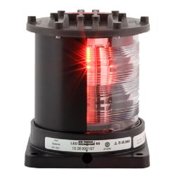 Series 65 Navigation Light - Port, 24V DC/24V DC