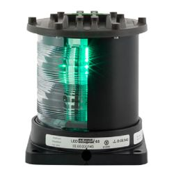 Series 65 Navigation Light - Starboard, 24V DC/24V DC