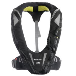 Color Options of Spinlock USCG Approved Deckvest LITE Automatic Inflatable PFD