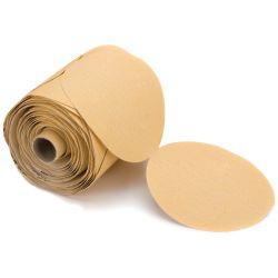"Bulldog Gold 6"" PSA Sanding Discs"
