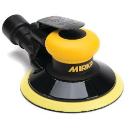 Vacuum Ready Sander - 5 in or 6 in