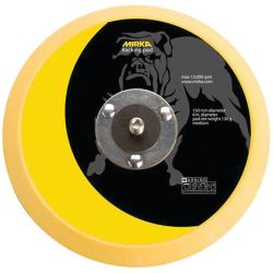 Grip Faced Backup Disc Pad