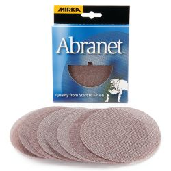 9A Series - 5in. Abranet Mesh Grip Disk