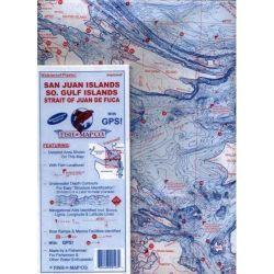 Fish-n-Map - Folding Fishing Location Maps