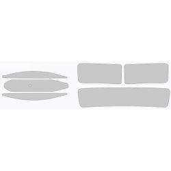 Raptor Cushioned One-Design Trailer Pad Kits