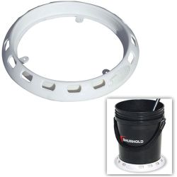 Bucket Base - White