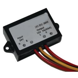 3 Amp Waterproof Voltage Converter