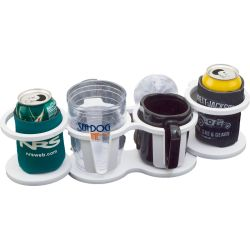 Dual / Quad Drink Holder with Suction Cups
