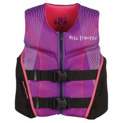 No Longer Available: Youth Hinged Rapid-Dry Flex-Back Vest