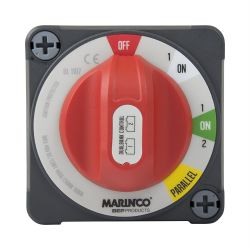 Pro Installer 400A EZ-Mount Dual Bank Control Battery Switch