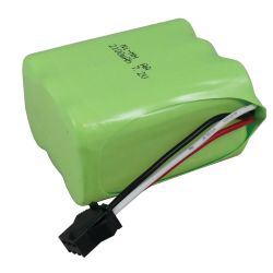 Rechargeable Battery Pack for LED Star Phaser Searchlight