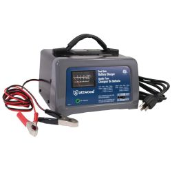 Attwood Battery Charger - 6V/2A & 12V/6A