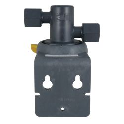 High Flow Non-Valved Water Filter Head