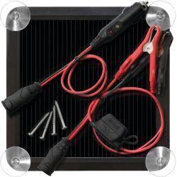 Solar Battery Charger - 2.5 Watt Output