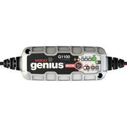 Genius G1100 Multipurpose Battery Charger, 1100mA