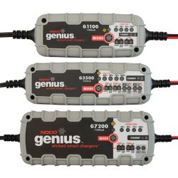 Genius Wicked Smart Multipurpose Battery Charger
