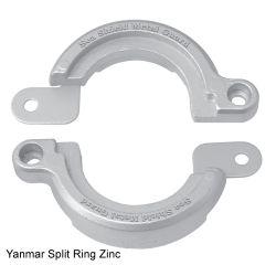 Yanmar Split-Ring Sale Drive Anode - Aluminum