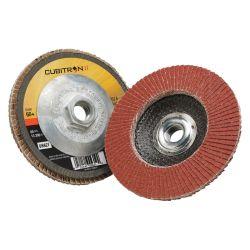 967A Cubitron II Premium Performance Flap Disc - Integral 5/8-11 Hub