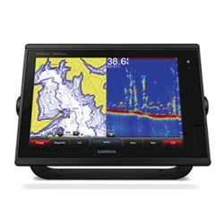 "GPSMAP 7610xsv - 10"" Multi-Touch Widescreen Chartplotter + Sonar Combo"