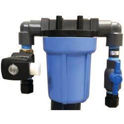 FWF - Fresh Water Flush - Option for the Aqualite