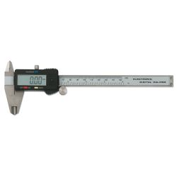 6 in. Digital Caliper with Large LCD Window