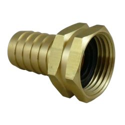 30033 of Midland Metals Brass Garden Hose End Fitting - Female Swivel